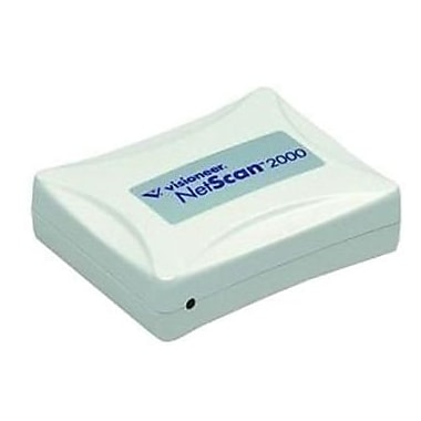 Visioneer® NetScan 2000 Hi-Speed USB Scanner Server