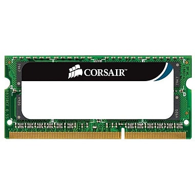 Corsair® VS4GSDSKit800D2 DDR2 SDRAM (200-Pin SoDIMM) Memory Module, 4GB