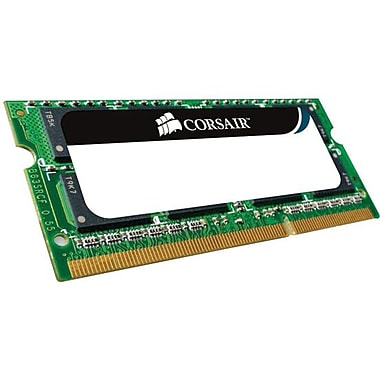 Corsair® VS512SDS333 DDR SDRAM (200-Pin SoDIMM) Memory Module, 512MB