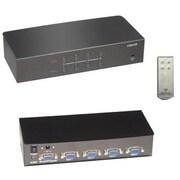 RF-Link™ Araneus VSB Audio/Video Swtich Box, 4 Ports