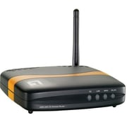 CP Technologies WBR-3800 LevelOne Mobile Wireless G Router, 2.4GHz + 2.48GHz