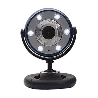 Gear Head™ WCF2600HD-CP10 Webcam, 1280 x 1024 HD, 5 MP, Blue
