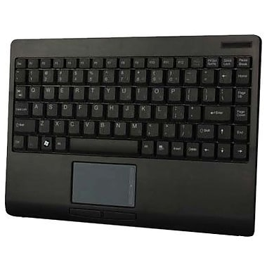 Adesso® WKB-4000BB SlimTouch Bluetooth Keyboard