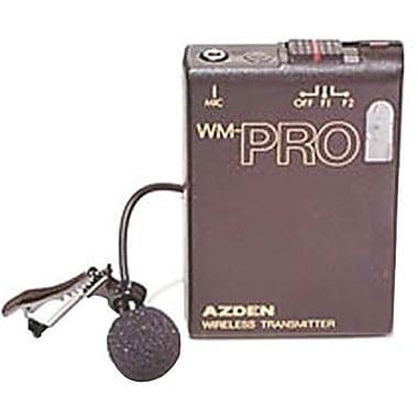 Azden® WLT-PRO WL/T-PRO VHF Wireless Bodypack Transmitter
