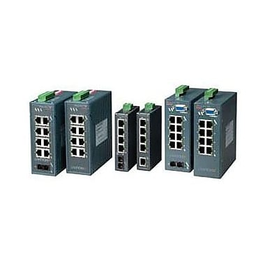 Lantronix XPress-Pro Unmanaged Ethernet Switch, 5 Ports (52000)
