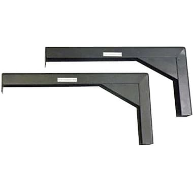 Elite Screens™ ZCVMAXLB12 Wall/Ceiling Bracket For VMAX2 Series, Black