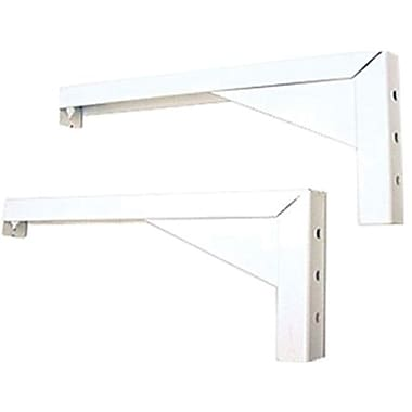 Elite Screens™ ZCVMAXLB12 Wall/Ceiling Bracket For VMAX2 Series, White