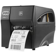 Zebra Technologies® ZT220 DT 203 dpi Fast Ethernet Industrial Printer 10.9(H) x 9 1/2(W) x 17(D)