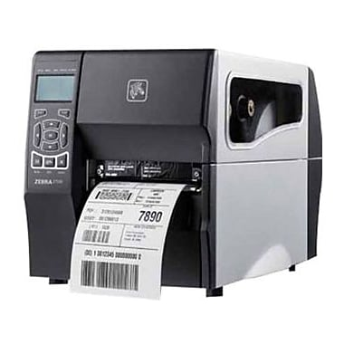 Zebra Technologies® ZT230 TT 203 dpi Industrial Printer 10.9in.(H) x 9 1/2in.(W) x 17in.(D)