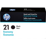 HP 21 Black Economy Ink Cartridge (B3B18AN)