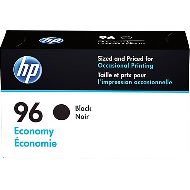HP 96 Black Economy Ink Cartridges (B3B22AN)