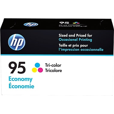 HP 95 Tricolor C/M/Y Economy  Ink Cartridge (B3B23AN)