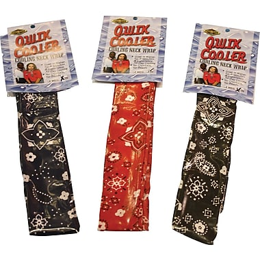 THERMO-COOL Qwik Cooler Tie, 4 of each Assorted Colour
