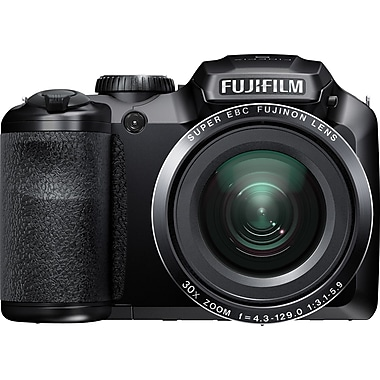Fuji S4800 Digital Camera, Black