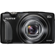 Fuji FinePix F900EXR Digital Camera, Black