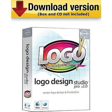 Macware Logo Design Studio Pro 2 0 For Mac 1 User Download Staples