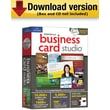 Summitsoft Business Card Studio 4.0 for Windows (1-User) [Download]