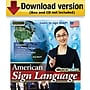 SelectSoft QuickStart American Sign language for Windows (1-User)