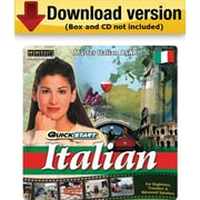 SelectSoft QuickStart Italian for Windows (1-User) [Download]