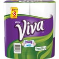 Viva Choose-A-Size Mega Roll Paper Towels, 4 Rolls/Pack