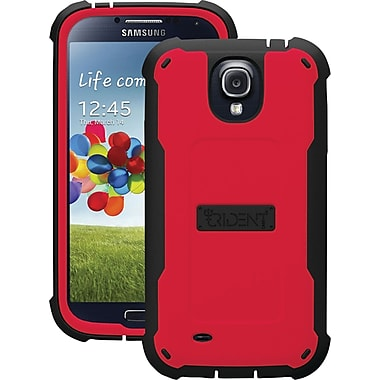 Trident Cyclops Case for Samsung Galaxy S4, Red