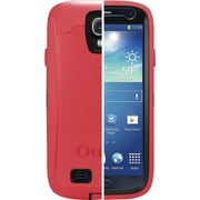 Otterbox Defender Series Case for Samsung Galaxy S4, Raspberry