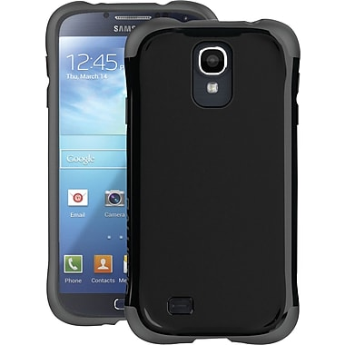 Ballistic Aspria Series Case for Samsung Galaxy S4, Black/Dark Charcoal