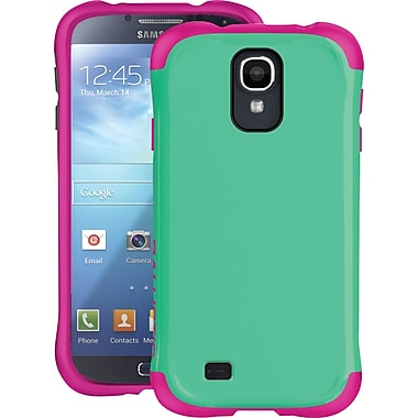 Ballistic Aspria Series Case for Samsung Galaxy S4, Mint Green/Strawberry Pink