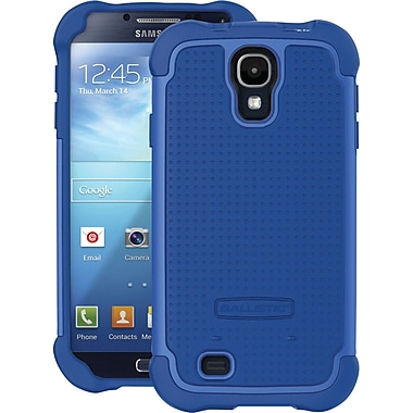 Ballistic SG Case for Samsung Galaxy S4, Navy/Navy/Cobalt