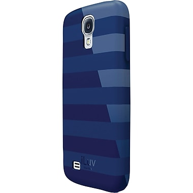 iLuv Gelato L Soft Case for Samsung Galaxy S4, Blue