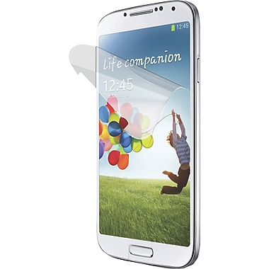 iLuv Clear Protective Film Kit for Samsung Galaxy S4