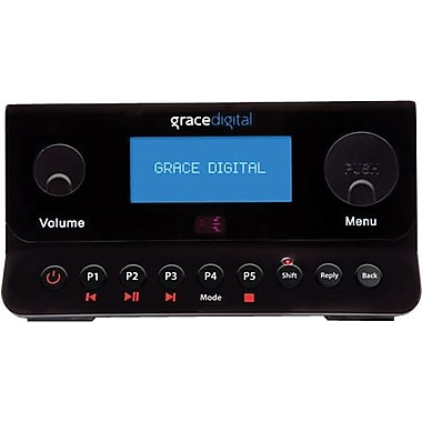 Grace Digital Solo Wi-Fi Receiver Wireless Media Streamer