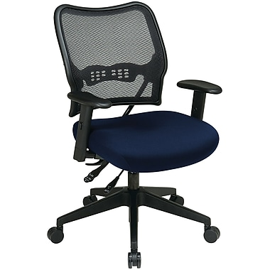 Office Star Space® Mesh/Polyester Deluxe Task Chairs
