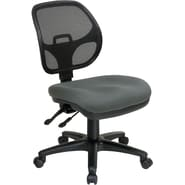 Office Star Proline II® ProGrid® FreeFlex® Fabric Ergonomic Task Chair, Gray