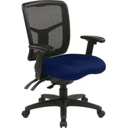Office Star Proline II® Fabric ProGrid® Back Manager Chairs with Dual Function Control