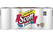 Scott® Mega Roll Paper Towels, 1-ply, 10 Rolls/Pack