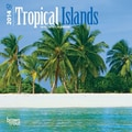 2014 Tropical Islands Mini Wall Calendar, 7in. x 7in.