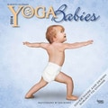2014 Yoga Babies Mini Wall Calendar, 7in. x 7in.