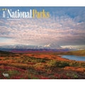 2014 National Parks Deluxe Wall Calendar, 14in. x 12in.