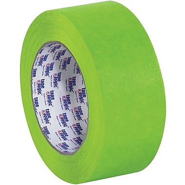 Tape Logic™ 1in. x 60 yds. Painters Tape, Green, 12/Case