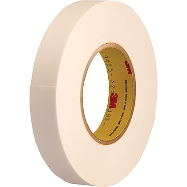 3M™ 1/2in. x 72 yds. Double Coated Film Tape 9415, Translucent, 72/Case