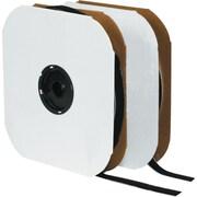 "Velcro® 1 1/2"" x 75' Individual Strips Velcro Tape, Loop, Black"
