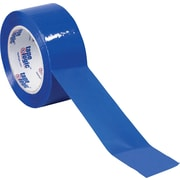 "Tape Logic™ 3"" x 55 yds. Blue Carton Sealing Tape, 6/Pack"