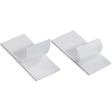 Tape Logic™ 1in. x 3in. Double Coated Foam Strip, White, 216/Case