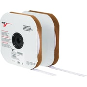"Velcro® 1"" x 75' Individual Strips Velcro Tape, Hook, White"