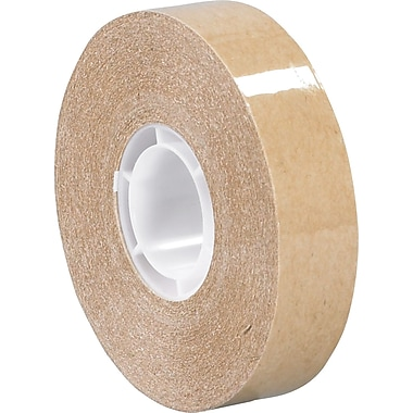 3M™ ATG 1/2in. x 60 yds. Adhesive Transfer Tape 987, Clear, 6 Rolls