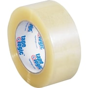 "Tape Logic™ 2"" x 110 yds. Acrylic Tape, Clear, 36/Case"