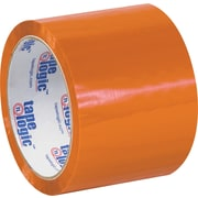 "Tape Logic™ 3"" x 55 yds. Orange Carton Sealing Tape, 24/Case"
