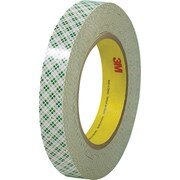 "3M™ 3/4"" x 36 yds. Double Sided Masking Tape 410M, Natural, 48/Case"