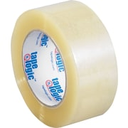 "Tape Logic™ 2"" x 55 yds. Acrylic Tape, Clear, 36/Case"
